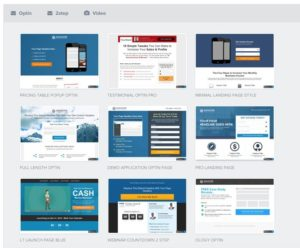 opt in pages from clickfunnels