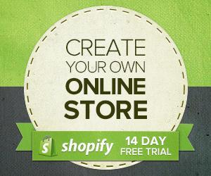 get shopify for a free trial